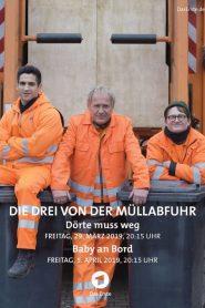 Die Drei von der Müllabfuhr – Baby an Bord