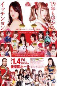 TJP Tokyo Joshi Pro '19
