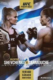 UFC Fight Night 156: Shevchenko vs. Carmouche 2