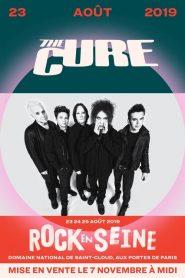 The Cure : Live Rock en Seine 2019